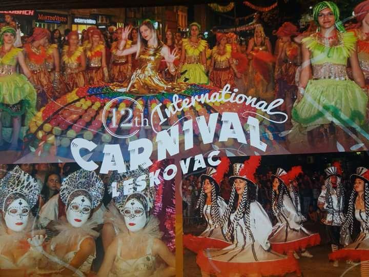 leskovacki karneval 2018